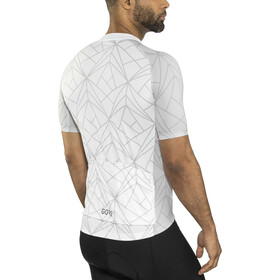 GORE WEAR C3 Trikot Herren white/light grey